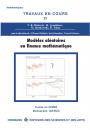TVC 77. Modèles aléatoires en finance mathématique