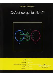 Revue des collèges de clinique psychanalytique du champ lacanien, n°12