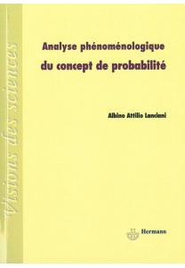 Analyse phénoménologique du concept de probabilité