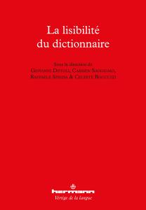La lisibilité du dictionnaire