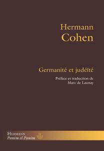 Germanité et judéïté