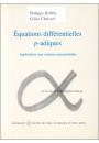 Équations différentielles p-adiques