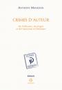 Crimes d'auteur