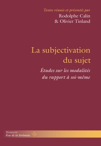 La subjectivation du sujet