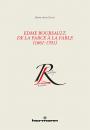 Edme Boursault, de la farce à la fable (1661-1701)