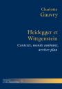 Heidegger et Wittgenstein