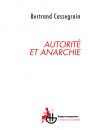 Autorité et anarchie
