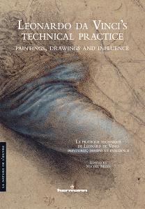 Leonardo da Vinci's technical practise. Paintings, drawings and'influence