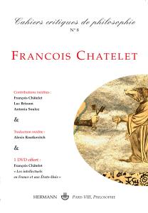 Cahiers critiques de philosophie, n°8