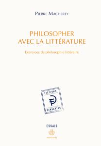 Philosopher avec la littérature