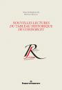 """Nouvelles lectures du """"Tableau historique"""" de Condorcet"""