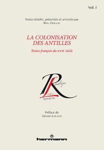 La colonisation des Antilles, volume 1