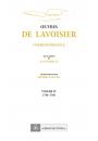 Correspondance, Volume IV (1784-1786)